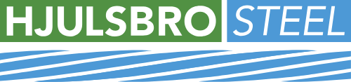 Hjulsbro Steel logotype